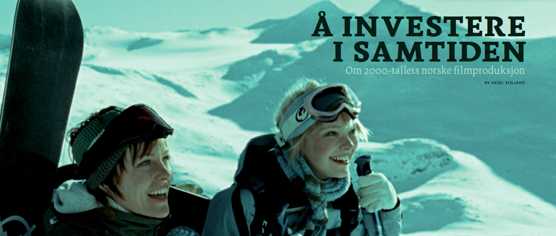 Massivt kritisk essay om norsk film i Vagant