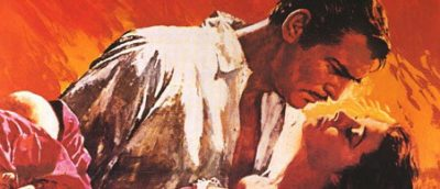Vivien Leigh og Clark Gable som filmhistoriens mest berømte par
