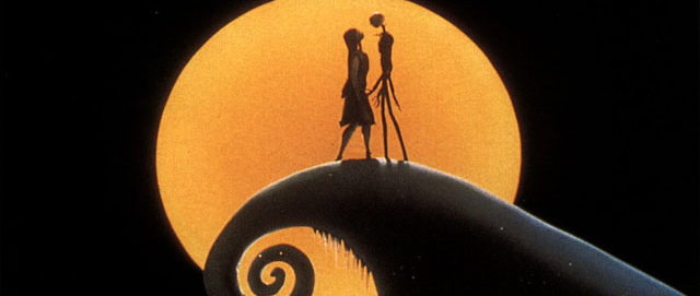 Tim Burton og Henry Selicks The Nightmare Before Christmas
