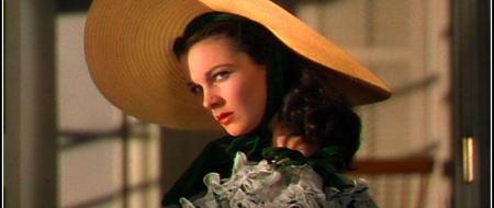 Leigh fikk en Oscar for sin tolkning av Scarlett O'Hara