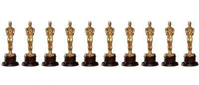 Vil Oscar tåle 10 nominerte?