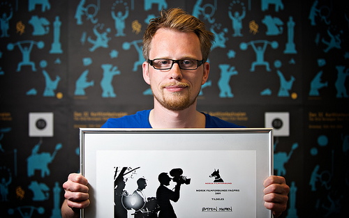 Øystein Mamen, fotograf på <em>Human</em> og <em>Kontroll</em>