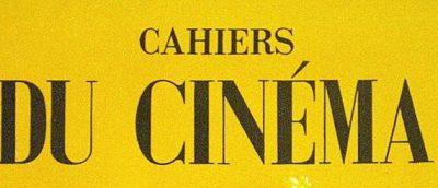 Cahiers du Cinéma revitaliseres med ny redaktør