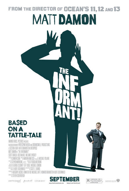 The Informant!-plakat