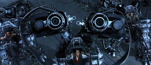"""Menneske og maskin - en gjengående """"høna-og-egget""""-tematikk i god science fiction."""