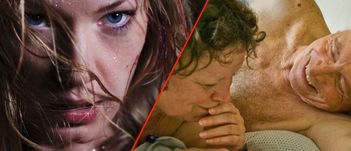 Filmfrelst har sett Snarveien (øverst) og Den Niende Himmel.