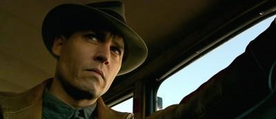 """Kamera ligger klistret til Johnny Depp i Michael Manns """"Public Enemies"""""""