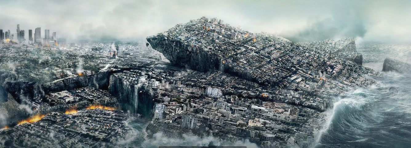 Katastrofefilmen igjen kinoaktuell