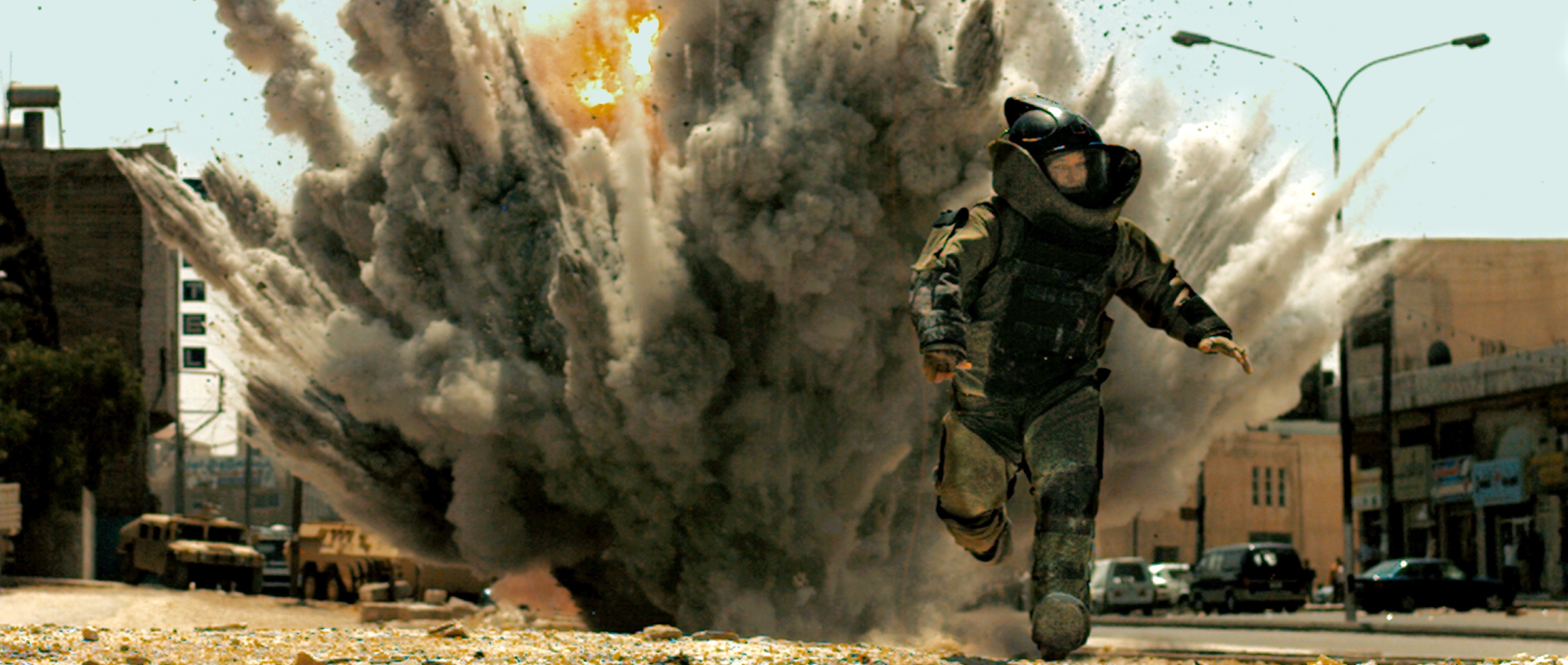 Film Review The Hurt Locker