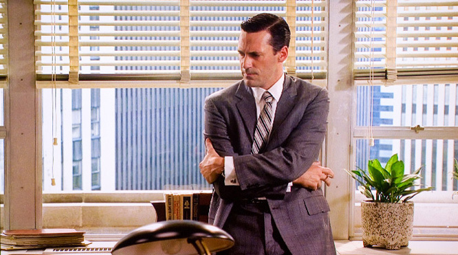 Don Draper i «Mad Men»