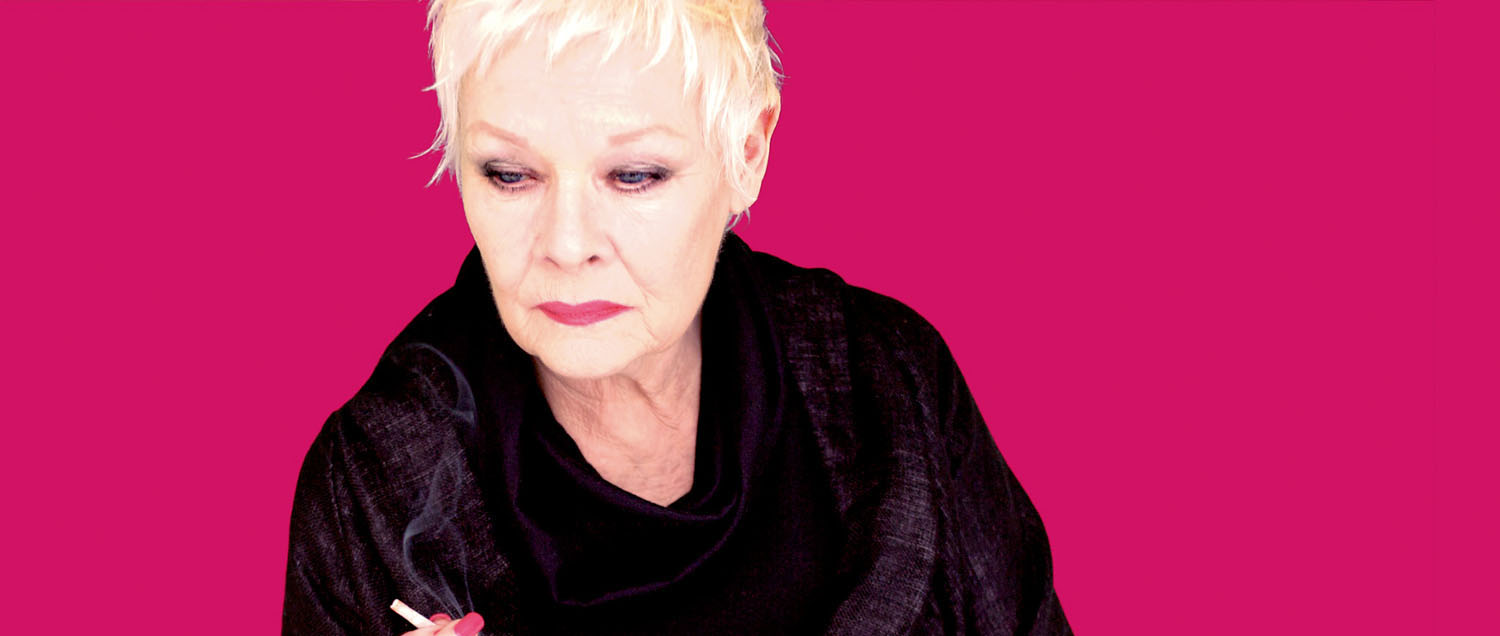 Judi Dench i «Rage» (2009, Potter).