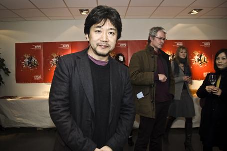 Regissør Hirokazu Kore-eda