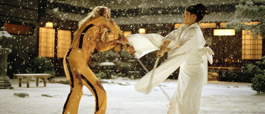 Tarantino om Kill Bill: Vol. 3