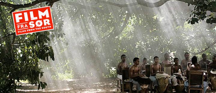 Scene fra Djevelens Trekkspill, en favoritt fra årets Film Fra Sør-festival.