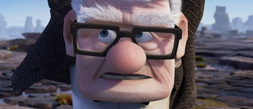 Pixars nye helt: Carl Fredricksen