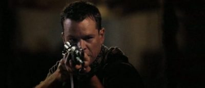 "Matt Damon spiller hovedrollen i Paul Greengrass' ""Green Zone""."