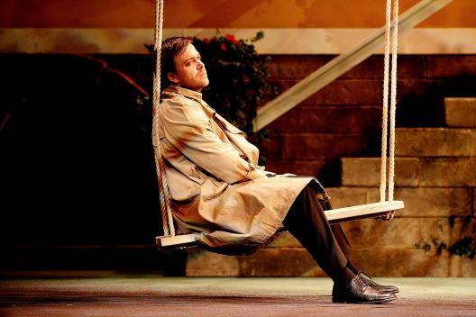 Kåre Conradi som den voksne Alexander. (Foto: Scanpix/VG)