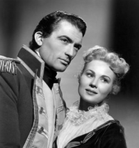 Gregory Peck og Virginia Mayo (1951)