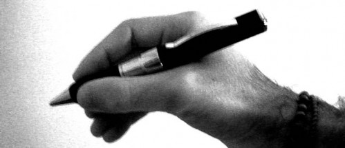 Kamera som penn