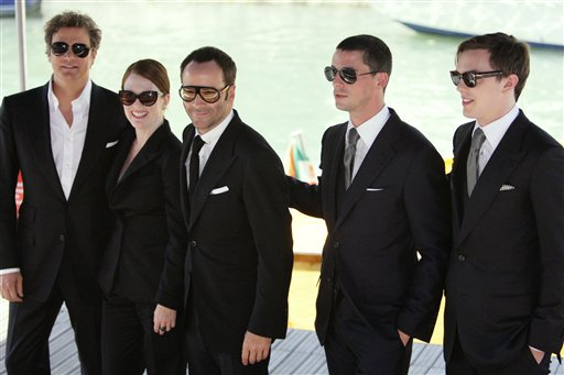 Italy Venice Film Festival A Single Man
