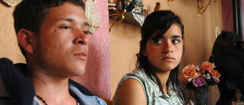 Sin Nombre: El Casper og Sayra
