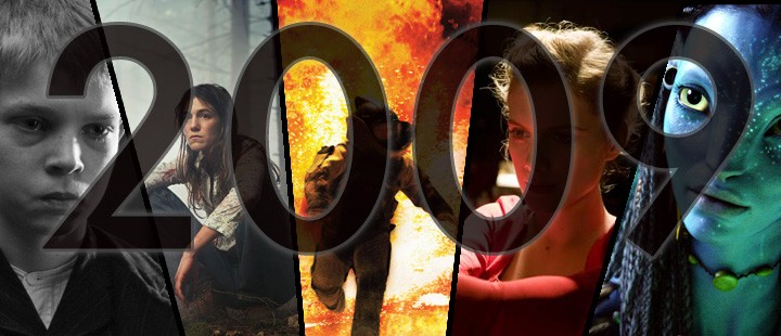 Årets beste filmer – topp 10, 2009