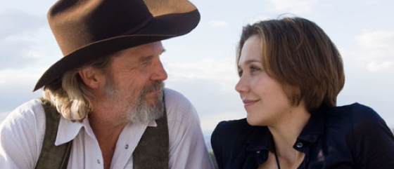 Jeff Bridges og Maggie Gyllenhaal i «Crazy Heart»