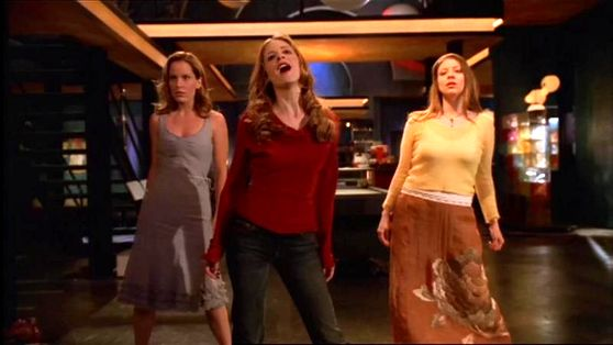 Bruddet med forventninger i Buffy