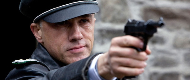 "Christoph Waltz i ""Inglorious Basterds"""