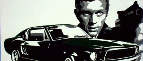 Steve McQueen og hans legendariske bil