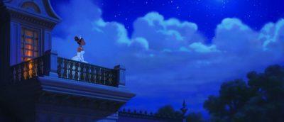Real Disney-magi med Prinsessen og frosken