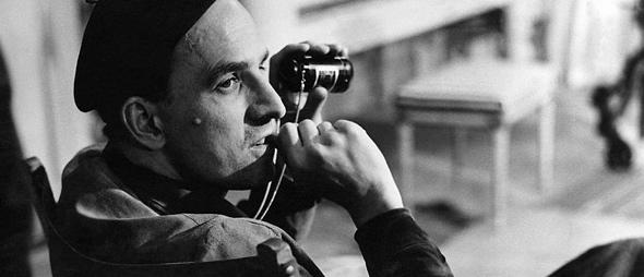 Bier lager tv-serie og kinofilm om Bergman