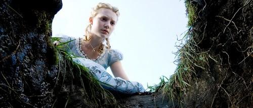 Hjelpesløs Alice i nitrist Eventyrland