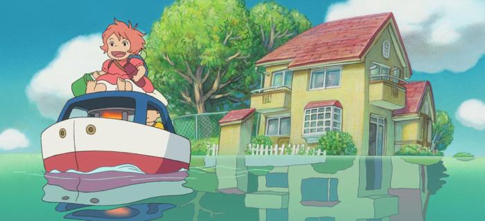 Tilbake til barndommen med Ponyo!