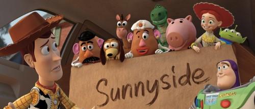 Fra Pixars «Toy Story 3»