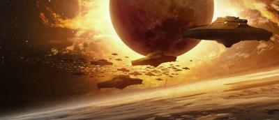 Finske trailere: Iron Sky og Mummitrollet og kometjakten