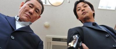 Kitanos yakuza-comeback i Cannes