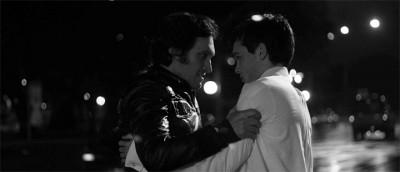 Vincent Gallo og Alden Ehrenreich i Tetro (2009)