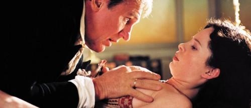 Gerard Depardieu og Maria Bonnevie i Jeg er Dina