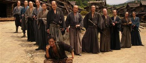 Trailer til Takashi Miikes Thirteen Assassins