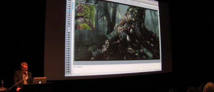 Robert Stromberg forteller hvordan han jobbet med filmen «Avatar».