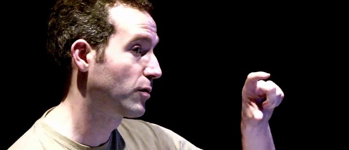 Jamie McCarter fra Storm Studios.