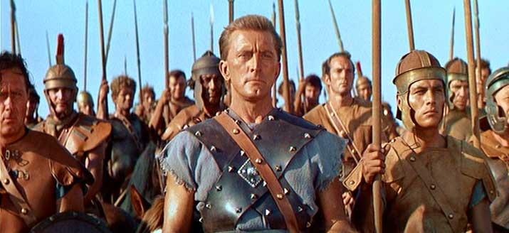 Spartacus i ny ekstravagant CD-utgivelse