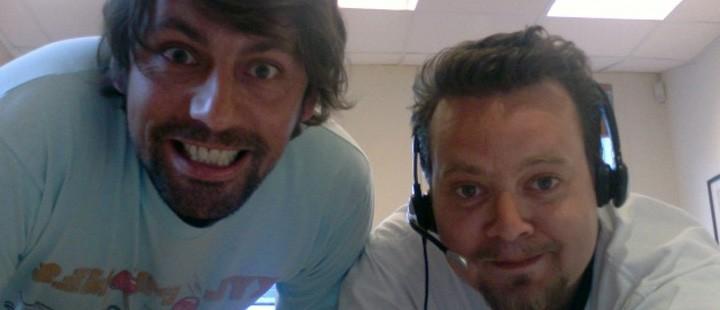 Eric & Thomas