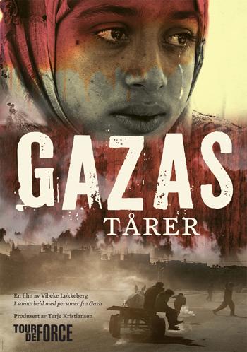 Den uinspirerte filmplaketen til Gazas tårer.