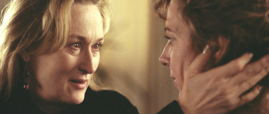Meryl Streep og Allison Janney i «The Hours»