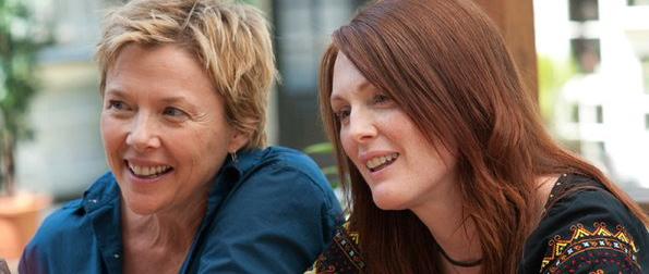 Annette Bening og Julianne Moore «The Kids Are All Right»