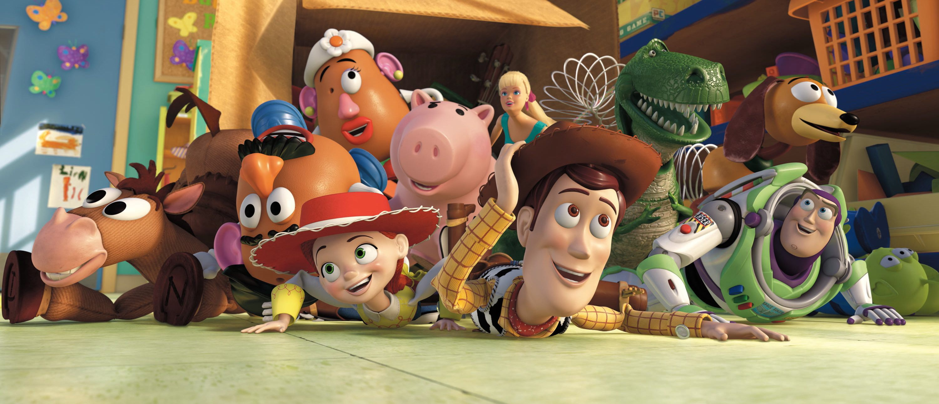"""Toy  Story 3"""