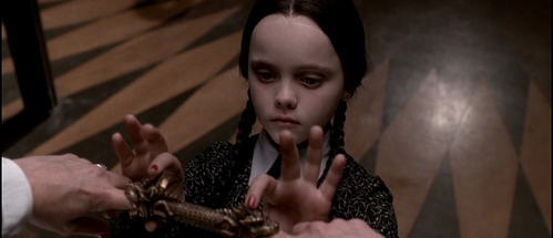 Christina Ricci som Wednesday Addams