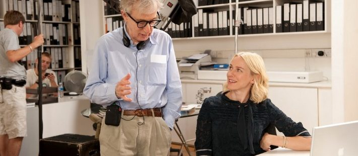 Woody Allen instruerer Naomi Watts